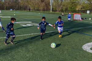 NJ YOUTH SOCCER HOSTS 4v4 CLUB FOUNDATION PROGRAM EVENT IN MIDDLETOWN