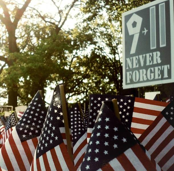 Video:  East Brunswick Remembers Those Lost on 9/11