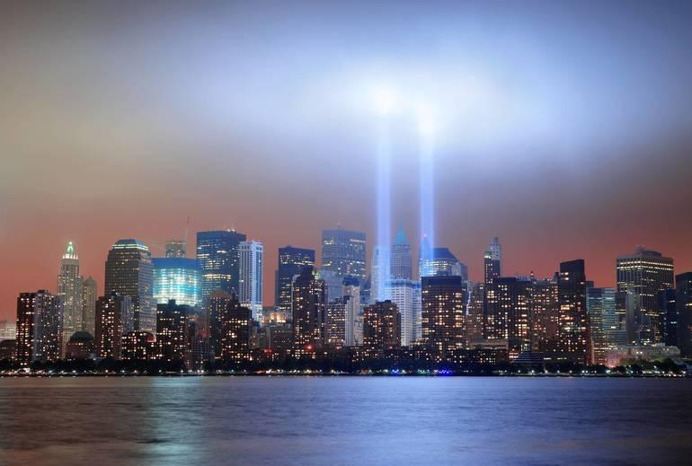 Night Walk: In Memory of 9/11