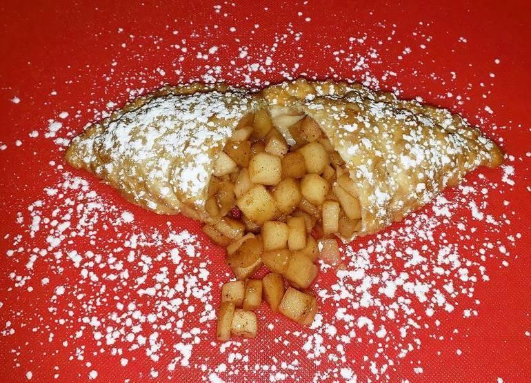 Apple Pie Empanada!