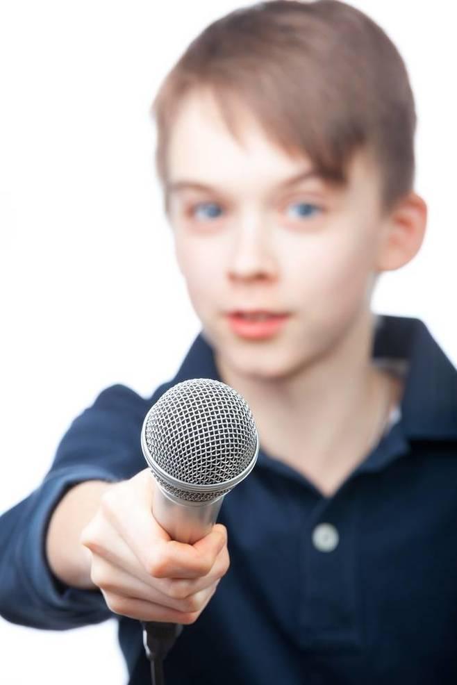 Kid Reporter