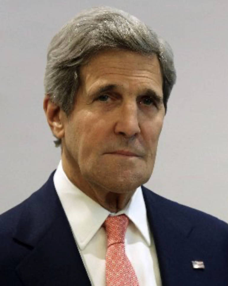 Watch: Murphy Congratulates 'Old Boss' John Kerry on Joining Joe Biden as a Climate Envoy