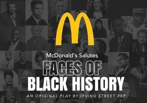 "MPAC Presents: ""McDonald's Salutes Faces of Black History- A Virtual Event"