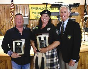 Mountainside Native Named Union County Emerald Society's Irishwoman of the Year