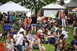 'So Many New Faces' at the North Jersey Pride Picnic