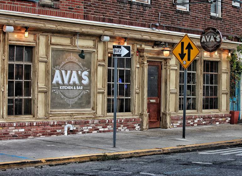 Union County's New Hot Spot: Ava's Kitchen & Bar in Kenilworth