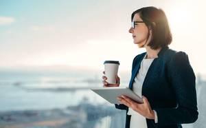 Success, Woman, Executive