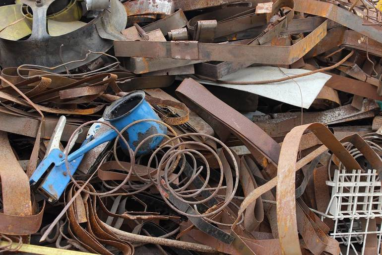 Scrape Metal (Recycling)