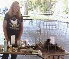 Citizens for Informed Land Use Video: Learning About Raising Chickens with Kim Casola