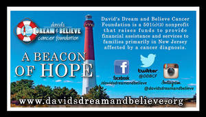 Jetty Honored as Beacon of Hope Recipient by David's Dream and Believe Cancer Foundation