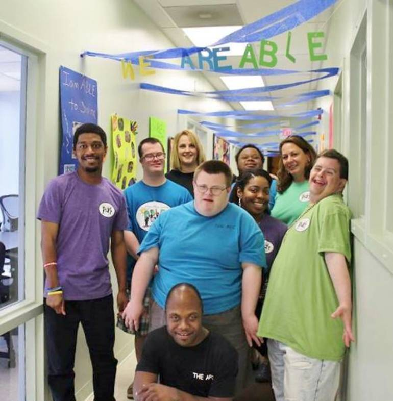 Able Adult Day Habilitation Program at The Arc