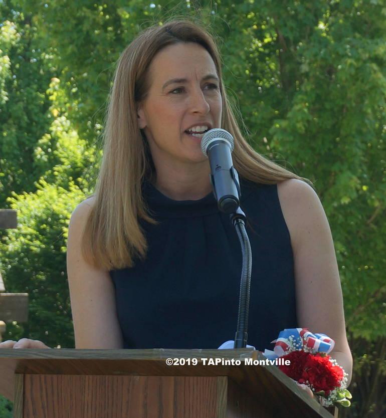 a Congresswoman Mikie Sherrill ©2019 TAPinto Montville.JPG