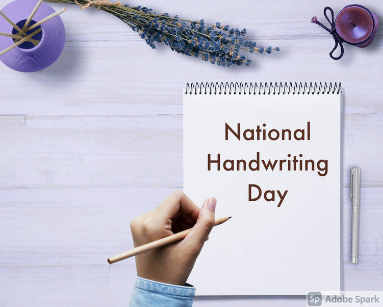 Today is National Handwriting Day: Macculloch Hall Historical Museum Asks Community to Celebrate