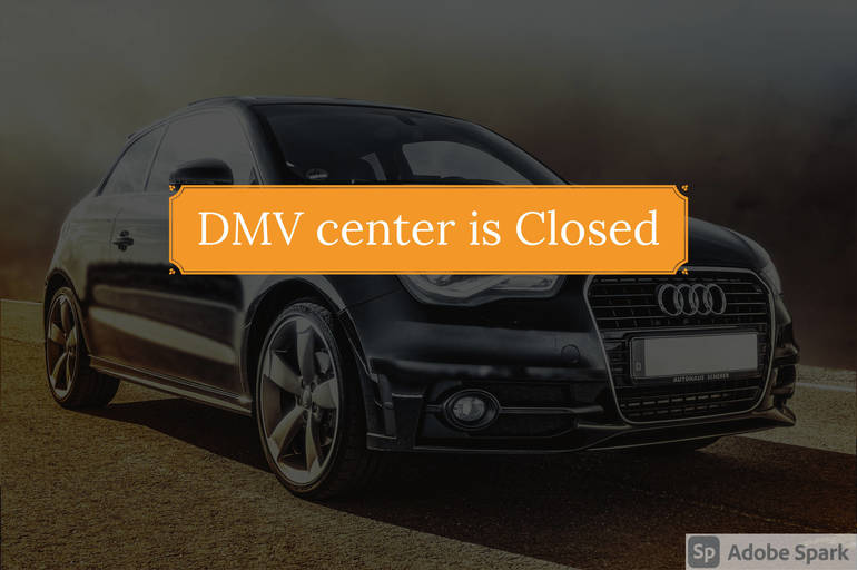 Motor Vehicle Center in Randolph Closes Due to COVID; Will Reopen Feb. 1