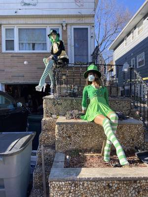 NJ Town's St. Patrick's Day Display Delights Some, Offends Others