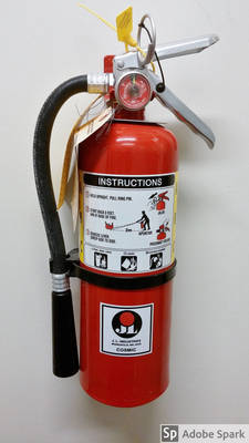 Madison to Host Fire Extinguisher Inspection Program Today Tuesday June 8
