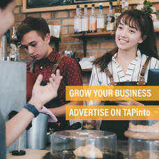 Advertise Your Business on TAPinto