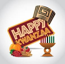 TAPinto Linden Wishes Everyone A Happy Kwanzaa