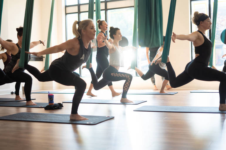 AIR® Aerial Fitness is Coming to New Providence This Fall