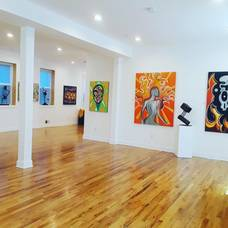 Newark Art Gallery Owner Optimistic for More Business Coming Out of Pandemic