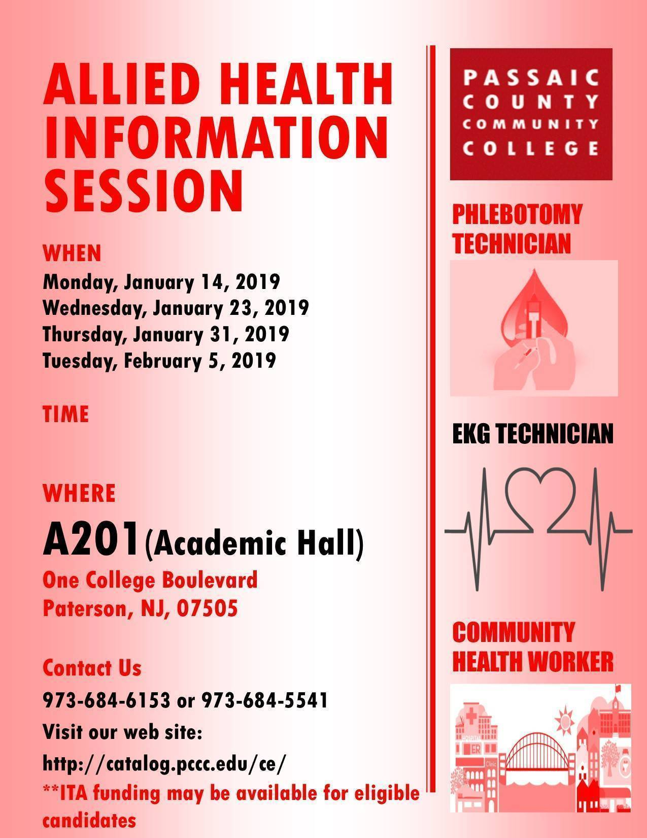 Allied Health Information Session