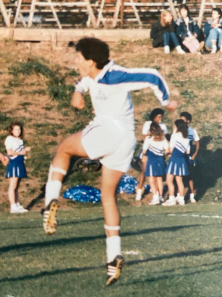 Alex Passucci was a star player for Scotch Plains-Fanwood High School under Coach Tom Breznitsky.