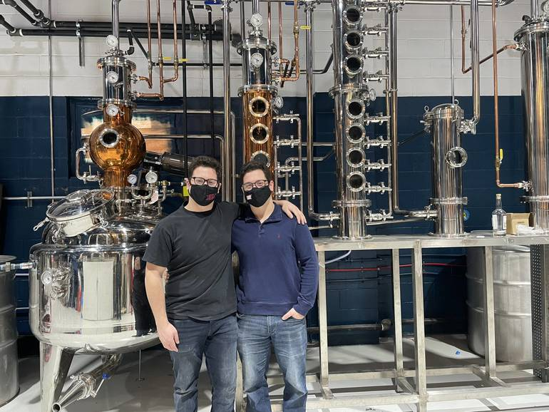 Keyport's 3BR Distillery Introduces New Spirit While Taking Patrons Back to the Past