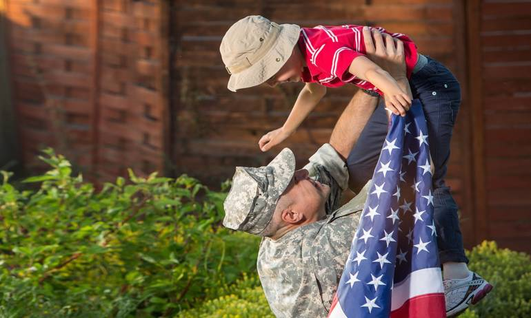 Give back to local military families for the Holidays, you still have time!