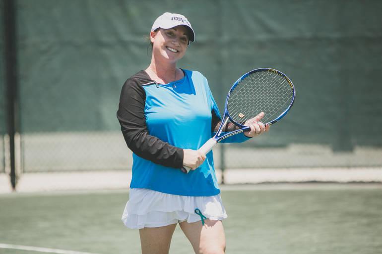 Tennis Round Robin Fundraiser