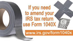 Tips to help taxpayers decide how and when to file an amended tax return