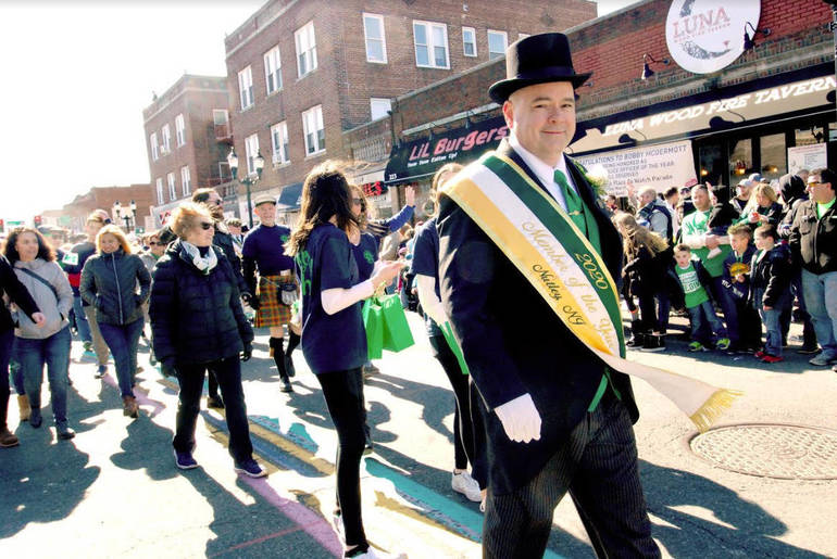 Nutley 2021 St. Patrick's Day Parade Canceled by Nutley Irish Due to COVID-19 Pandemic