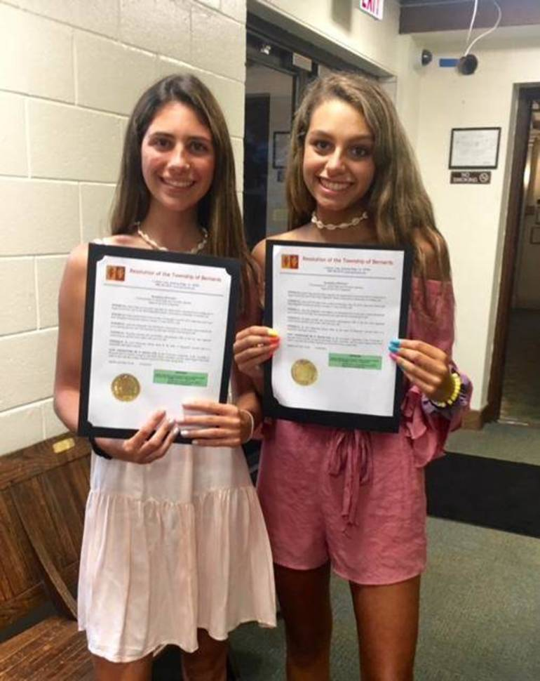 Lifeguards honored for saving 5-year-old