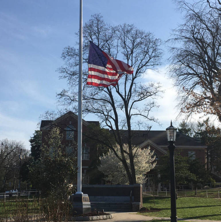 Death of U.S. Capitol Police Officer Brian Sicknick from NJ Prompts Flags to be Flown at Half-Staff