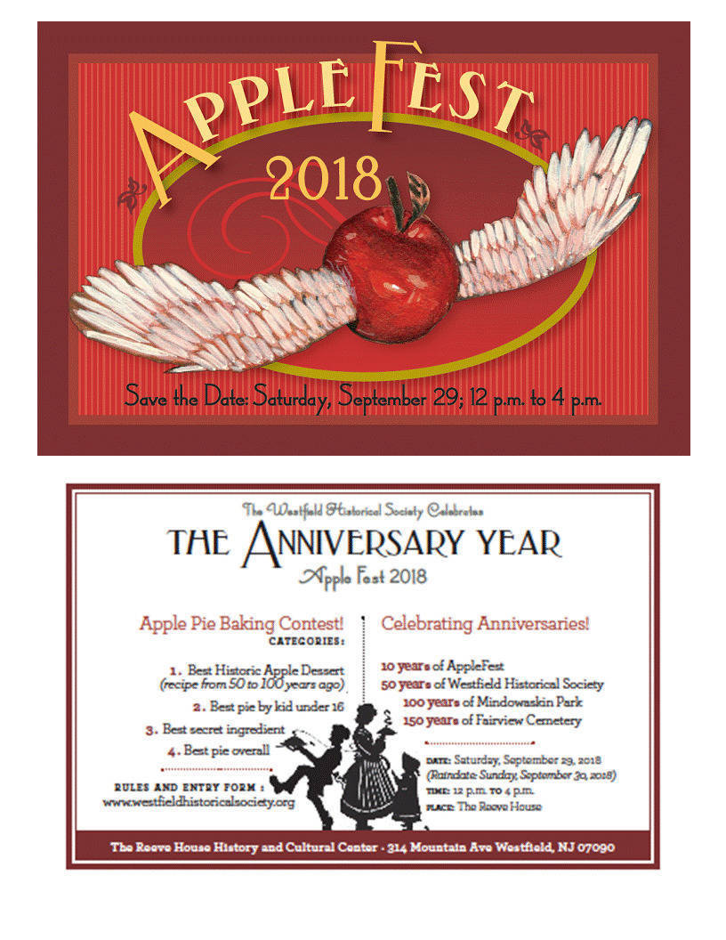 Apple Fest at the Reeve House on Sat, Sept. 29