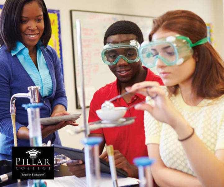 Pillar College Announces Launch of New Jersey's Only Bachelors of Science in Applied Chemistry with Concentration in Consumer Product Development