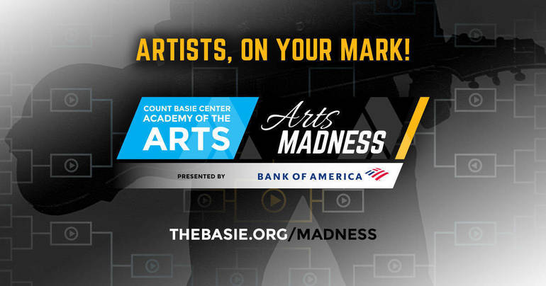 """Arts for Madness"" Tournament – Count Basie Opens Submissions"
