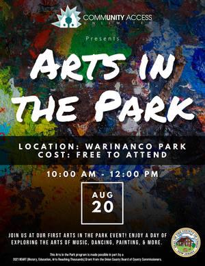 Carousel image f50470e76df85bde419d 44f2f7f01c7a97e73684 arts in the park