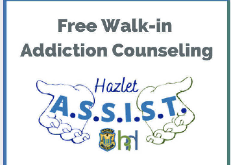 Hazlet Cares: Free Walk-In Addiction Counseling with Hazlet ASSIST.
