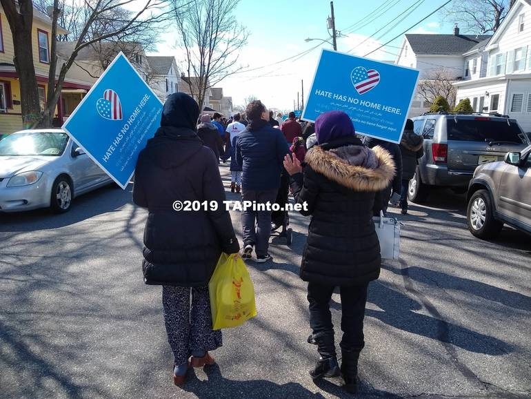 a The March 17 walk in Boonton to mourn the deaths in New Zealand Steven Benno 5.jpg