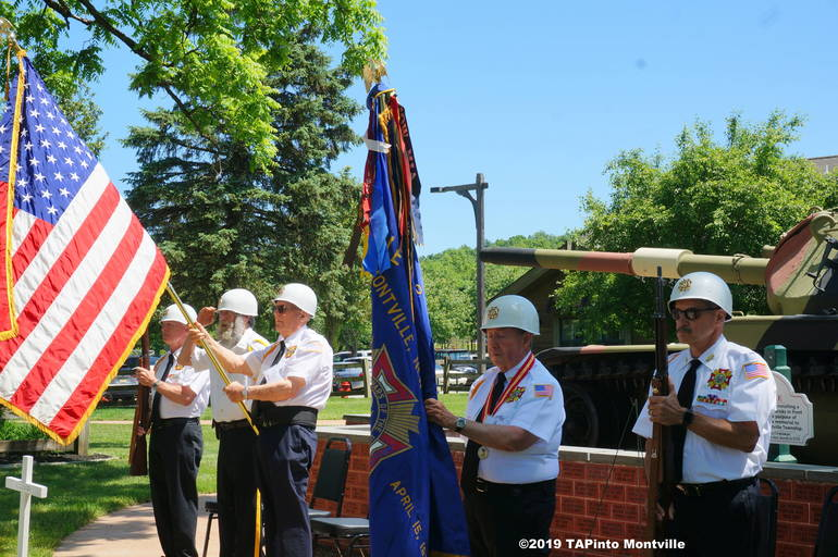 a The VFW Post 5481 Colorguard ©2019 TAPinto Montville 3.JPG
