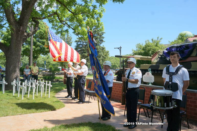 a The VFW Post 5481 Colorguard ©2019 TAPinto Montville 2.JPG