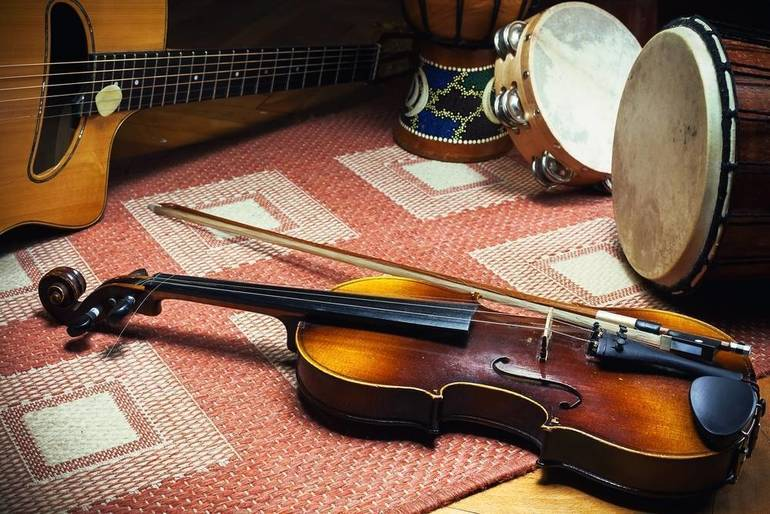 Madison Library Hosts Irish Concert with the Ian Gallagher Band