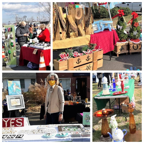 Belmar Arts Center Brings Local Artists, Crafters and Vendors Together for Outdoor Holiday Market