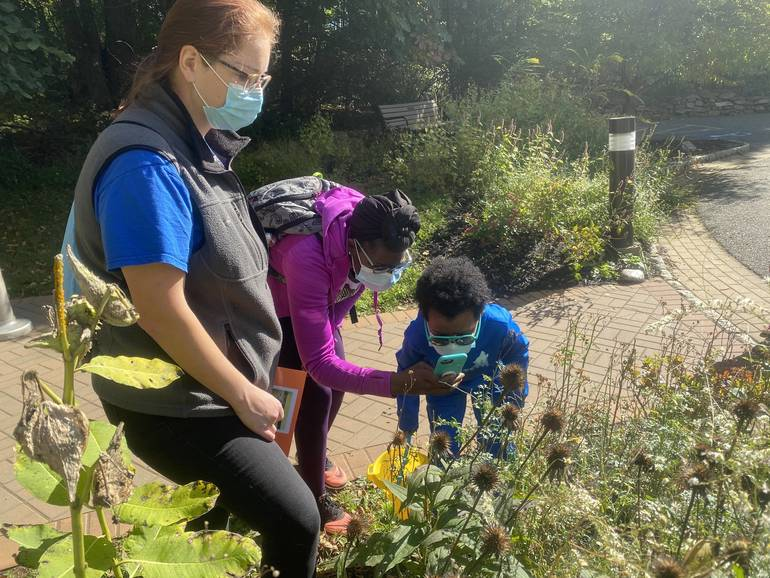 """Get """"Back to Nature"""" with Outdoor Family Programs at Trailside Nature and Science Center"""
