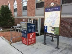 The Primary Election is June 8, 2021; Morris County Has 17 Ballot Drop Box Locations with 1 in Parsippany