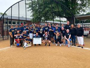 Paterson Police Union Wins Softball Tournament Honoring One of Their Own