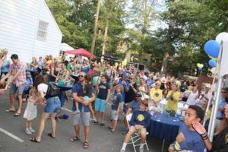 It's Almost Time to 'Get Naked in the 'Wood:' 4th Annual Bob Miller Oysterfest for Melanoma Awareness is This Saturday