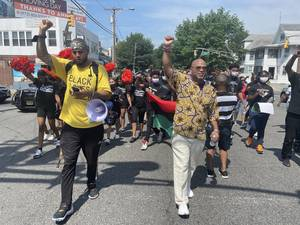 The 51 Best Photos of Paterson's Juneteenth Peace March for Social Justice
