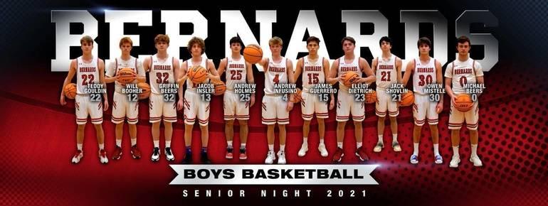Boys Basketball: Bernards Takes Senior Night Win from North Plainfield, 57-40