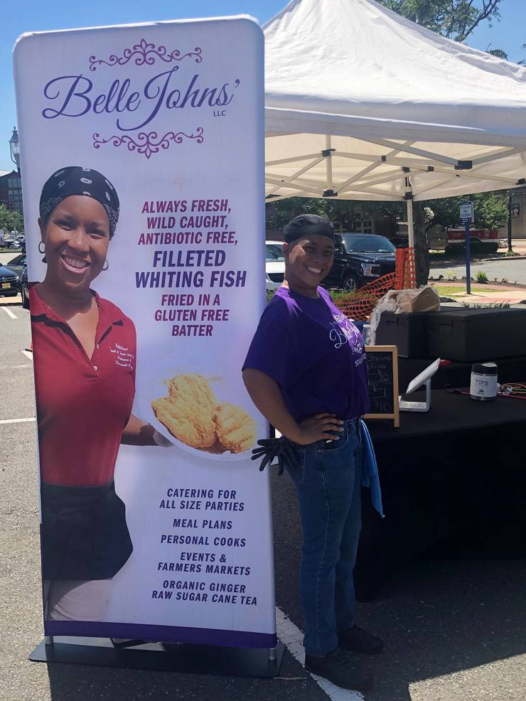 She Lost Part of Her Leg. That Didn't Stop this NJ Soul Food Chef